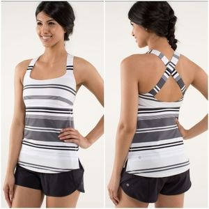 Lululemon Track and Train Tank